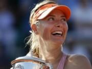 Thể thao - Sharapova có cơ hội soán ngôi Serena