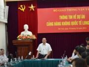 Tin tức trong ngày - Bộ GTVT giải thích lý do xây dựng sân bay Long Thành