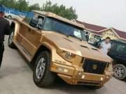 Ô tô - Xe máy - Siêu SUV Dartz Kombat dát vàng, nặng hơn 3 tấn