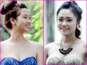Bạn trẻ - Cuộc sống - Nữ sinh Phương Đông hờ hững vai trần gợi cảm