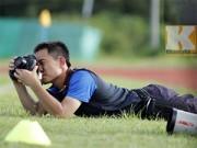 """Bóng đá - Phóng viên Trung Quốc """"cải trang, do thám"""" U19 Việt Nam"""