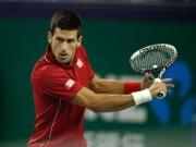 Thể thao - Djokovic - Ferrer: Sức mạnh khó cưỡng  (TK Thượng Hải Masters)