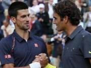 Thể thao - Djokovic - Federer: Hội nghị thượng đỉnh (BK Thượng Hải Masters)