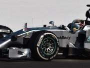 Thể thao - F1, Chạy thử Russian GP: Hamilton khởi đầu thuận lợi