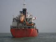 Dấu vết của cướp biển trên tàu Sunrise 689