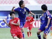 Bóng đá - U19 Việt Nam – U19 Nhật Bản: Chiến đấu hết mình