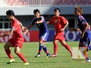 Bóng đá - Cột dọc 2 lần cứu thua U19 Việt Nam