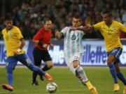Bóng đá - Brazil - Argentina: Ngày của thực dụng