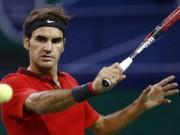 Thể thao - Federer tự tin lần đầu vô địch Thượng Hải Masters