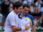 Thể thao - Federer – Simon: Giải mã ngựa ô (CK Thượng Hải Masters)