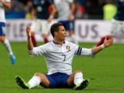 Bóng đá - Ronaldo dính chấn thương