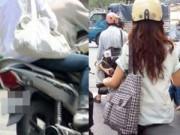 An ninh Xã hội - TP.HCM: Nữ y tá phóng xe đuổi cướp