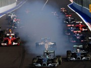 Thể thao - BXH Russian GP 2014: Không thể ngăn cản Hamilton