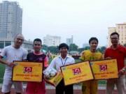 Giải ngoại hạng Hà Nội: Tin lớn  & amp; Anh em vô địch