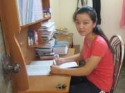 Giáo dục - du học - Nghị lực vượt khó của nữ sinh mồ côi