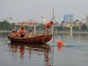 Tin tức trong ngày - Hà Nội: Tìm thấy nạn nhân đuối nước ở hồ Hoàng Cầu