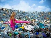 Du lịch - Đảo rác khổng lồ phía sau thiên đường biển Maldives
