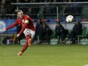 """Bóng đá - Ghi bàn thắng vàng, Rooney khiến HLV Hodgson """"tẽn tò"""""""
