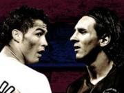 Bóng đá - Đặt lên bàn cân giá trị: Messi & Ronaldo, ai hơn ai?