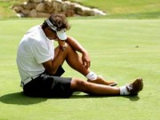 Thể thao - Nadal mất trí nhớ trên sân golf