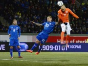 Bóng đá - Iceland - Hà Lan: Đòn đau choáng váng