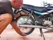 Ô tô - Xe máy - Học Tây balô cách mua xe máy cũ ngon bổ rẻ ở Việt Nam