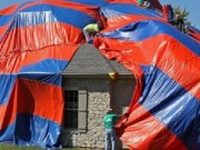 Phi thường - kỳ quặc - Kinh dị ngôi nhà bị nhện độc xâm chiếm
