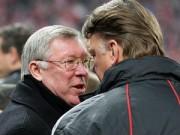 Bóng đá - Sir Alex khuyến khích Van Gaal mua thêm ngôi sao