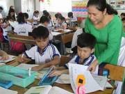 Giáo dục - du học - Từ 15/10, ngừng đánh giá học sinh tiểu học bằng điểm số