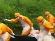 Video An ninh - Nga sẽ sản xuất 3 loại vắcxin Ebola trong 6 tháng tới