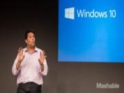 Công nghệ thông tin - Đã có 1 triệu người dùng thử Windows 10