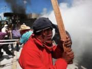 Tin tức trong ngày - Mexico: Dân nổi loạn đốt rụi trụ sở chính quyền