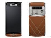 """Thời trang Hi-tech - Điện thoại siêu sang Vertu theo xe Bentley có giá """"khủng"""""""
