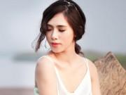 Bạn trẻ - Cuộc sống - Hà Min đánh dấu tuổi mới với hình ảnh gợi cảm