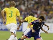 Bóng đá - Nhật Bản – Brazil: Sô diễn của Neymar