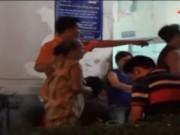 Video An ninh - Bắt nhóm thanh niên hỗn chiến từ nhà đến bệnh viện