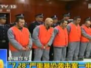 Video An ninh - Trung Quốc: Tử hình 27 phần tử khủng bố Tân Cương