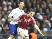 Bóng đá - Đan Mạch – BĐN: Ronaldo và phút 95 nghẹt thở