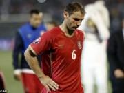 Bóng đá - Đánh nhau trối chết ở vòng loại Euro 2016