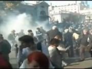 Video An ninh - Giao tranh ác liệt bên ngoài tòa nhà Quốc hội Ukraine
