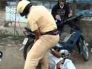 An ninh Xã hội - CSGT dùng dao chém trọng thương đồng nghiệp