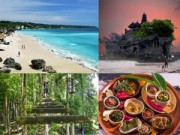 Du lịch - Những điều tuyệt vời không nên bỏ lỡ ở Bali