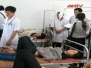 Video An ninh - GĐ bệnh viện uống rượu, văng tục với PV: Tạm đình chỉ công tác