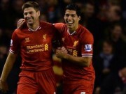 Bóng đá - Tin HOT tối 16/10: Gerrard nhớ Suarez