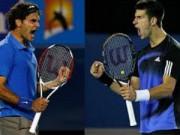 Thể thao - Tennis: Nóng cuộc đua ngôi số 1 trong năm