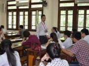Giáo dục - du học - Tuyển sinh đại học năm 2015: Nhiều trường bỏ hẳn khối A