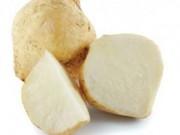 Sức khỏe đời sống - Bất ngờ với những lợi ích từ củ đậu