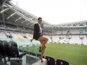 Bóng đá - Juventus bị chỉ trích vì thuê tân binh là người mẫu