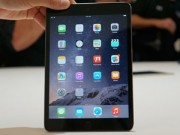 Cận cảnh iPad Mini 3 mới của Apple