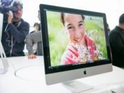 Công nghệ thông tin - Apple iMac phiên bản 2014 'ra lò': Màn hình 5K ấn tượng